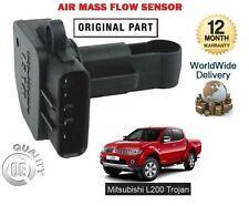 PER MITSUBISHI L200 Trojan 2.5TD DID 2006> NUOVO Sensore massa d'aria