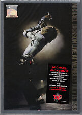 MICHAEL JACKSON BAD World Tour Live At Wembley Jul 16 1988 MALAYSIA Edition DVD