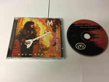 Vinnie Moore - Out Of Nowhere (CD 1996) - MINT CDMFN 194