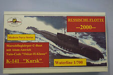 HP MODELS 1:700 WL Russ. marcia corpo di volo-U-Boot D. Oskar-II-classe Kursk -2000 -