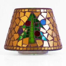 B-Ware Lichtglas mit Weihnachtsmotiv Deko Weihnachten Glas Christmas
