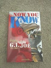 NOW YOU KNOW G.I. JOE TPB UNAUTHORIZED GUIDE TO TV & COMICS VERY RARE OOP GI
