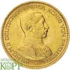 H46) J.253 PREUSSEN 20 Mark 1913 A Wilhelm II 1888-1918 Gold
