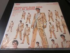 Elvis - 50,000,000 Fans Can't Be Wrong LP RCA LSP-20759(e) EXC/EXC !!!
