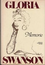1 ed! Memorie. Gloria Swanson. Mondadori. 1981. RM6