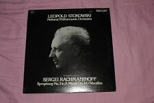 Stokowski - Rachmaninoff - National Philharmonic Orchestra - FAST SHIPPING!!!