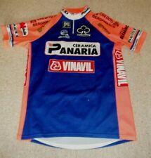Ceramica Panaria Vinavil Colnago Santini Italian cycling jersey Sz: 3XL