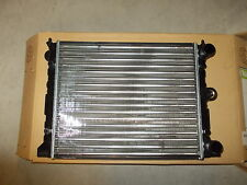 RADIATORE MOTORE VOLKSWAGEN POLO DERBY 1000 MK2 83-90 ENGINE RADIATOR VALEO