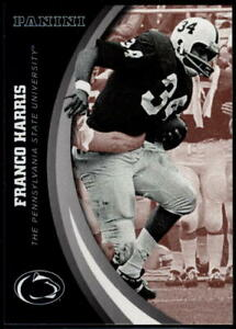 2016 Panini Penn State Nittany Lions - Pick A Card