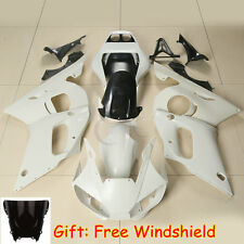 Unpainted Injection Fairings Kit BodyWork For Yamaha YZF R6 YZF-R6 1998-2002 99