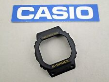 Genuine Casio G-Shock DW-5600EG watch shell case cover bezel rubber resin