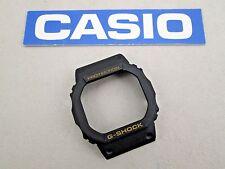 Genuine Casio G-Shock DW-5600EG watch shell case cover bezel rubber resin