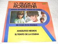 """Robertha  """"Lo Mejor de..."""" 1972 Latin LP, SEALED!, Orig Press, Sabor, RARE LP"""