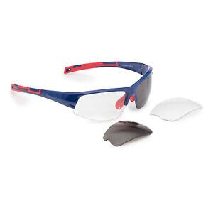 Wechselscheiben Schutzbrille mit Sehstärke im Leseteil