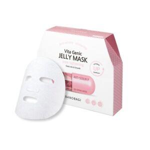 [BANOBAGI]Vita Genic Jelly Mask Pore Tightening Elastic skin & Smooth 5pcs/10pcs