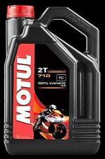 4 Liter MOTUL 710 2T API TC