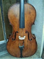 °° Altes 4/4  Cello m. Zettel
