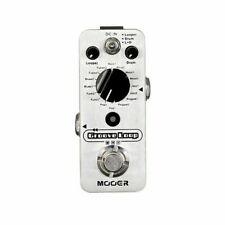 Mooer Groove Loop Micro Looper & Drum Machine Pedal