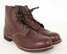 RedWing HeritageIron Ranger 6in Boot - Men's, Oxblood Mesa Leather, 13.0 /54031/