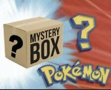 Pokemon Mystery Box!!!