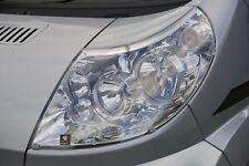 Peugeot Boxer headlight protectors 2007 -2015