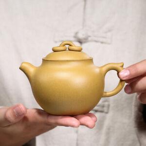 Chinese real yixing zisha duan clay tea pot clearance sales marked pot of tea