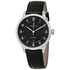 Perrelet Automatic Black Dial Mens Watch A1049/5