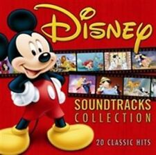 Disney Soundtracks Collection 0050087302719 by Various Artists CD