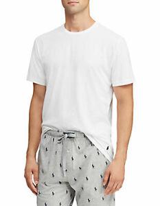 BNEW  Polo Ralph Lauren Short Sleeve Crew Top undershirt, Large, White