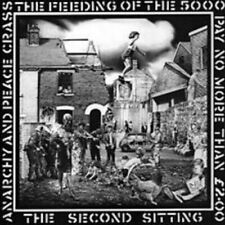 Feeding of The Five Thousand Crass Audio CD & Fast Delivery