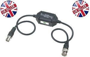 5 PACK Ground Loop Isolator HD CCTV HD DVR BNC REDUCE INTERFERENCE