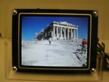 "Monet LCD Photo Frame Has Motion Detector 8"" Digital Picture Music Video REMOTE"