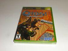 Otogi: Myth of Demons (Microsoft Xbox, 2003) Brand New Factory Sealed!