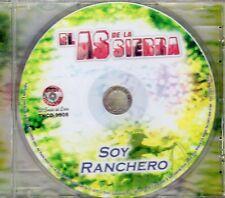 El As De La Sierra Es Demasiado Tarde CD No Front Cover Like New