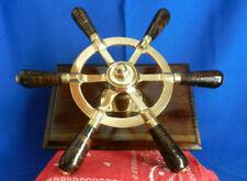 "Ship's Steering Wheel Wall Mount (12"" Diameter Wheel)"