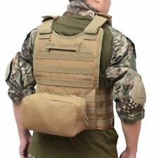 Tactical Vest Molle 900d Nylon Body Armor Hunting Plate Carrier Airsoft Combat