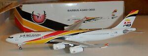 Phoenix 1:400  Air Belgium Airlines A340-300   #OO-ABA  -  11479