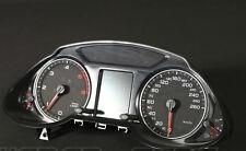 Orig Audi Q5 8R TDI Diesel 280km/h Kombiinstrument cluster Tacho 8R0920900G X