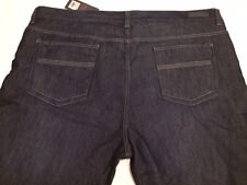 PD&C Paper Denim & Cloth 46x30 Slim Straight Blue Jeans Dark Blue New With Tags