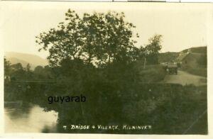 Bridge & Village, Kilninver RP Oban