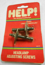 Headlight Adjusting Screw Dorman 42171