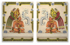 Aztec Warrior Art Prints