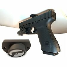 Gun Holsters Magnet Car Desk Pistol Steering Wheel Bedside w/ Adhesive Backing
