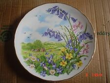 Royal Albert Collector Plate BLOSSOM BY BLOSSOM THE SPRING BEGINS