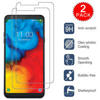 For LG Stylo 4 / Stylo 5 Plus Caseswill HD Tempered Glass Film Screen Protector