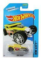 Hot Wheels 1:64 Diecast Model - Bone Shaker - Hot Wheels City