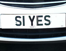 S1 YES Simon Positive Si Eyes Cherished Reg Audi Cowell X Factor Bentley Audi