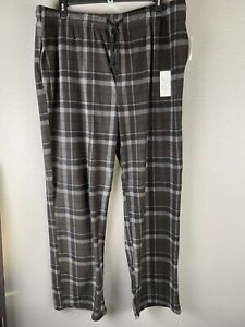 Croft & Barrow Men's Microfleece Sleep Pant Size 2XLT Reg. $ 30