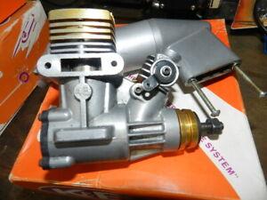 K&B Screaming .48 NITRO ENGINE