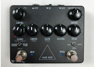 Keeley Electronics Dark Side V2 Fuzz/Mod Used FREE 2 DAY SHIP